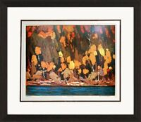 Cedars and Pines-Group of Seven Print