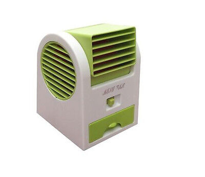 Usb Battery Aromatherapy Fan Air Conditioner Mini