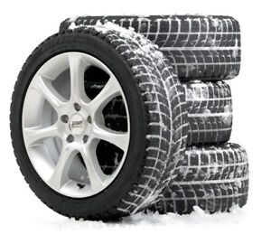 WINTER TIRE CHANGE OVER SPECIAL $ 39.99 call 416.742.4444