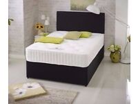 Deliver Today 4Ft6 Double Bed 3Ft Single Bed 5Ft King Size Bed 6FtSuper King Bed Pay On Delivery