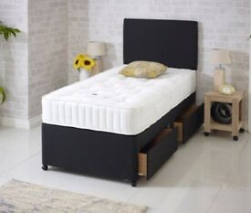 Single/double /twin bed ... single bed which converts to a double or ...