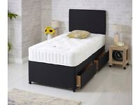 Can Deliver Today BRANDNEW Good Quality Single Bed Mattress Pay On Delivery Storage Options