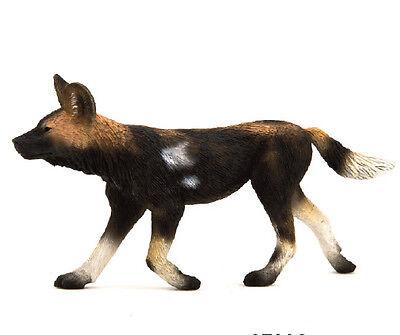 Mojo Fun 387110 African Wild Dog Hunting - Realistic Model Replica - NIP