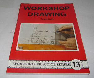 Workshop drawing workshop practice series book 13 ebay for Bureau 13 book series