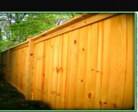 Decks an fencing at great pricing