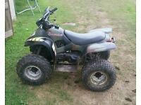 Quad bike apache 100cc