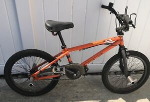 GT Performer BMX bicycle