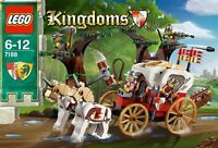 Lego 7188 King's Carriage Kingdoms/Castle set *retired & sealed*