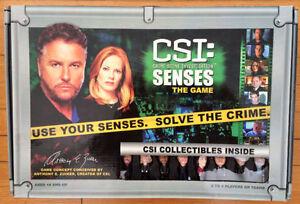 CSI Senses - The Board Game 10$ OBO