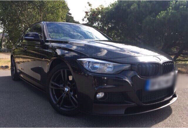 Bmw 3 Series 2 0 320d M Sport S S 4dr M Performance Kit In Stoke On Trent Staffordshire Gumtree