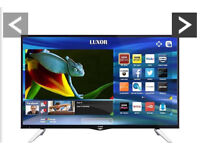 Luxor 40 Full HD, smart TV , freeview