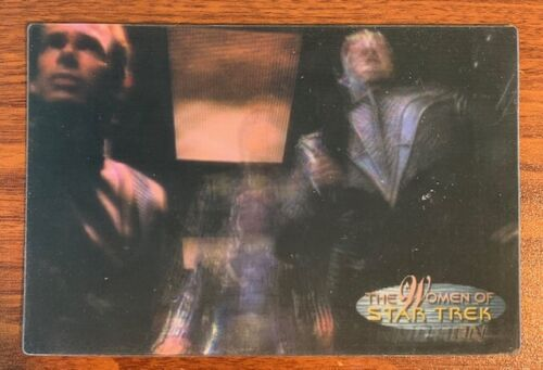 2000 Rittenhouse Women of Star Trek in Motion #24 Mirror Kira Free Shipping