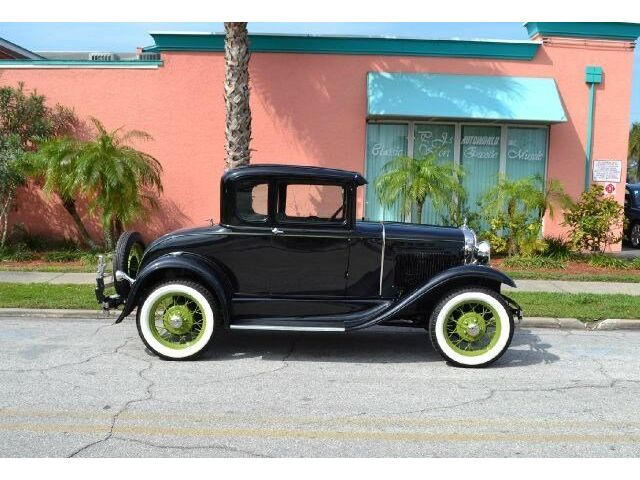 Ford : Model A RUMBLE SEAT AACA SENIOR SHOW CAR  MULTIPLE SHOW WINNER FRAME OFF RESTORED RUMBLE SEAT COUPE