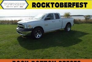 2013 Ram 1500 Tradesman- Chrome Wheels - 5.7L Hemi