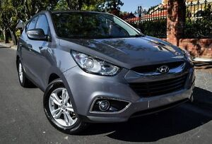 2013 Hyundai ix35 LM2 SE Grey 6 Speed Sports Automatic Wagon Medindie Walkerville Area Preview