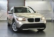 2011 BMW X1 E84 MY11 xDrive20d Steptronic Cashmere Silver 6 Speed Sports Automatic Wagon Myaree Melville Area Preview