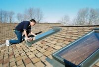 roofing experts 15 years warranty premium material lowest quote
