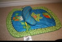 Baby play mat - tummy time