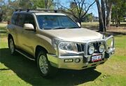 2013 Toyota Landcruiser Prado KDJ150R 11 Upgrade VX (4x4) Gold 5 Speed Sequential Auto Wagon Cannington Canning Area Preview