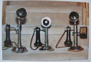 Wanted: Antique Telephones-Old Telephone Parts-Old Telephone Sig Kawartha Lakes Peterborough Area image 7
