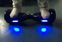 Smart Self Balancing Unicycle Electric Scooter Hover LED