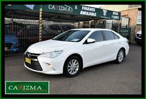 2017 Toyota Camry ASV50R MY16 Altise White 6 Speed Automatic Sedan Seven Hills Blacktown Area Preview