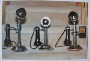 Wanted: Antique Telephones-Old Telephone Parts-Old Telephone Sig Kingston Kingston Area image 6