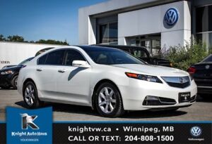 2012 Acura TL w/ Tech Pkg/Navigation/Backup Cam