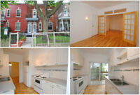 Bright upper duplex only steps to Metro Villa-Maria NDG