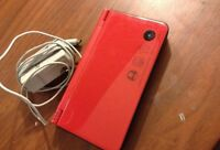 Red Nintendo DS XL
