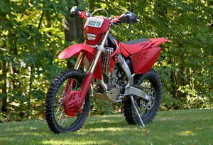 2004 Honda CRF 250X --Ultimate Woods Bike--