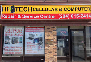 WINNIPEG CELL PHONE REPAIR/UNLOCK:All iPhone screens in stock
