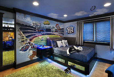 BEDROOM Furniture Set Light KIT - Under Bed Beautiful Colors - Remote Control -  1