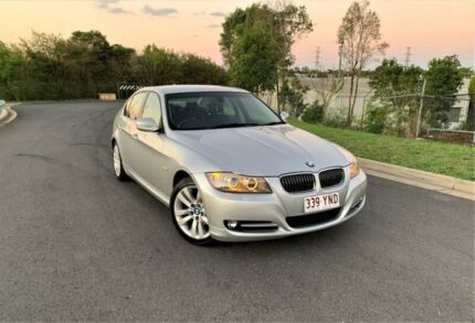 2010 BMW 320i E90 MY10.5 Lifestyle Steptronic Silver 6 Speed Sports Automatic Sedan Darra Brisbane South West Preview