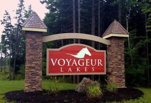New lots are now available in Voyageur Lakes