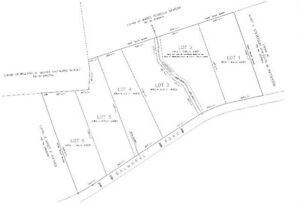10 acre (appx.) lots Balmoral Road – Tatamagouche