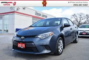 2015 Toyota Corolla LE - Manager Special