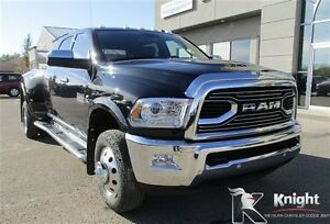 2016 Ram 3500 Longhorn Heated/Cooled Leather NAV Remote Start
