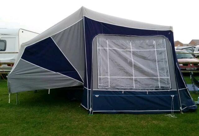 Camp let Concorde Trailer Tent