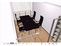 Desk Space in modern, light/airy office + FREE COFFEE
