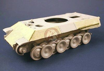 "Panzer Art 1/35 ""Strengthened"" Road Wheels German Panther Ausf.D Tank RE35-113"