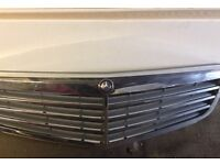 Mercedes Front Grille