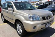 2006 Nissan X-Trail T30 II MY06 ST-S 40th Anniversary 4 Speed Automatic Wagon Heatherton Kingston Area Preview