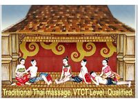 Thai, Sports & Depp-tissue massage. ( SPECIAL OFFER )
