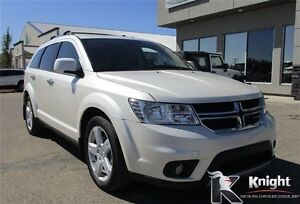 2012 Dodge Journey R/T Heated Leather Sunroof DVD Remote Start