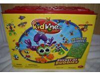 KidK'nex Bucket of Buddies 70 + piece
