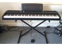 Korg SP-170S Digital Piano w Case/Stand/Pedal