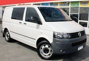 2012 Volkswagen Transporter T5 MY12 TDI 400 SWB Low 7 Speed Auto Direct Shift Van Cannington Canning Area Preview