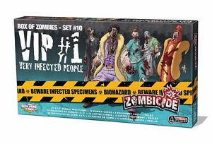 Zombicide VIP #1: Very Infected People