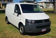 2013 Volkswagen Transporter T5 MY13 TDI 340 SWB Low White 7 Speed Auto Direct Shift Van Cannington Canning Area Preview